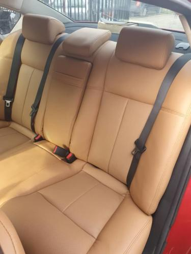 infinity car Upholstery